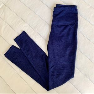 Gaiam high-waisted yoga leggings / size S